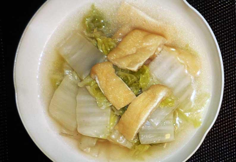 白菜の旨煮