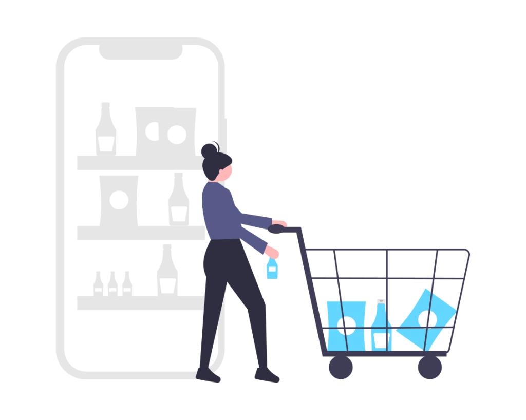買い物代行業